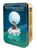 Sun and Moon Tarot in a Tin