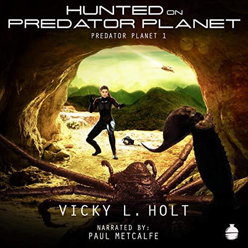 Hunted on Predator Planet cover art