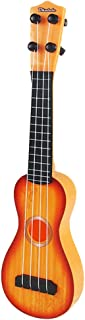 Clearance Sale!DEESEE(TM)🌸🌸Ukulele Guitar Beginner Classical Educational Musical Instrument Toy for Kids (Yellow)