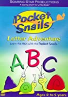 Pocket Snails: Letter Adventure [DVD]