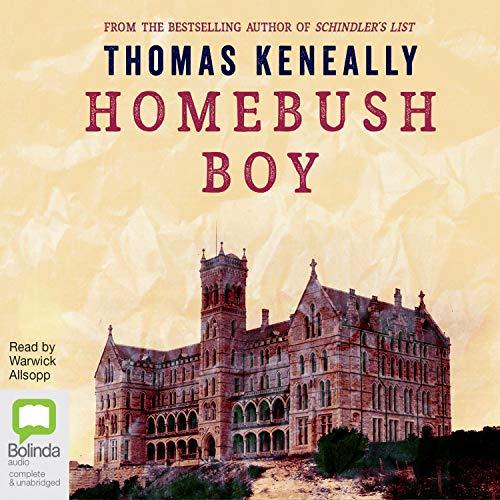 Homebush Boy cover art