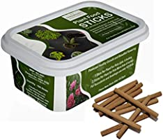 FEROMONES Fertilizer Sticks for Plants - 100 Stick Fertilizer for Plants - All Purpose Plant Fertilizer Sticks for Pot...
