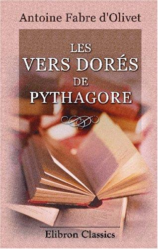 Les vers dorés de Pythagore