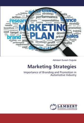 Marketing Strategies: Importance of Branding and Promotion in Automotive Industry