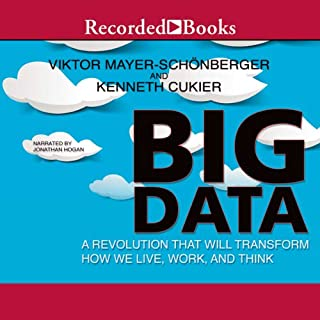 Big Data audiobook cover art