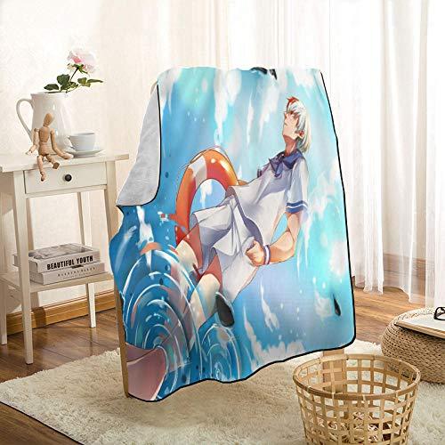 TTLDB Dekens Anime Mijn Held Academie Flanellen Deken 3D Printing Sofa Bed Auto Draagbare Deken Jongen Meisje Huishoudelijke Beddengoed