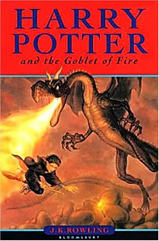 Harry Potter and the Goblet of Fire (UK) (Paper) (4)の詳細を見る
