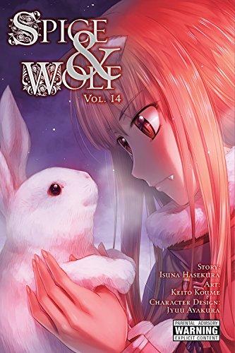 Spice and Wolf, Vol. 14 (manga)