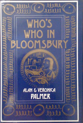 Who's Who in Bloomsbury