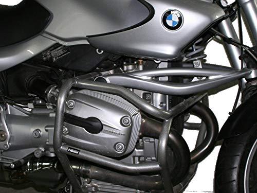 Sturzbügel/Schutzbügel HEED für Motorrad R 1150 R (00-06) / R 850 R (02-07) - Silber