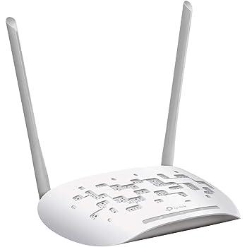 TP-Link TL-WA801N 2 antenne Wireless Access Point//Extender di rete WiFi da N a 300 mbps WPS PoE passivo