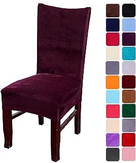 Best purple velvet dining room chairs Reviews