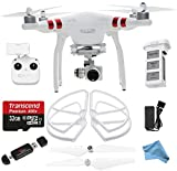 DJI Phantom 3 Standard Quadcopter Drone with 2.7k Video...