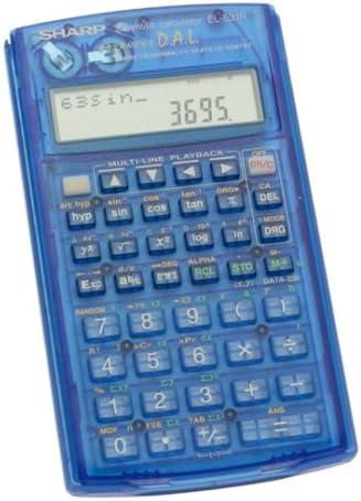 Sharp Purchase EL-531RB-BL 10-Digit Scientific Calculator shop