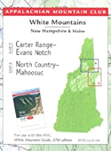 Carter Range-Evans Notch/North Country-Mahoosuc: White Mountain Guide Book