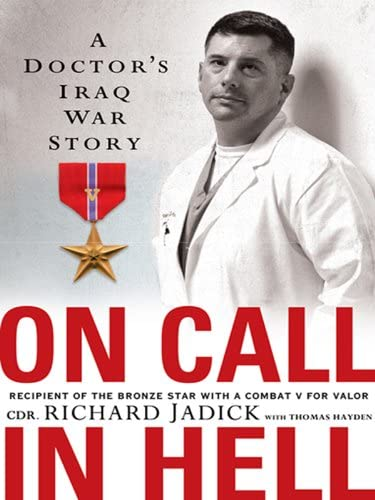 On Call in Hell A Doctor s Iraq War Story product image