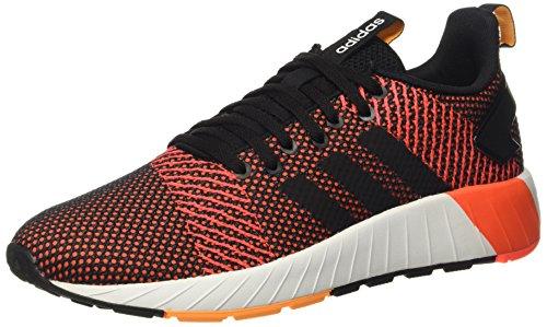 Adidas Questar BYD, Zapatillas de Deporte Hombre, Negro (Negbas/Ftwbla/Rojsol 000), 40 EU