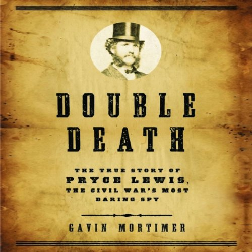 Double Death audiobook cover art