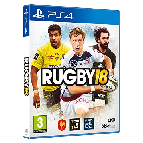 Ps4 Rugby