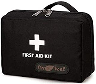 Medicine Chest HTTYX Person Portable Outdoor Waterproof First Aid Kit Bag for Family Travel Home Car Survival Emergency Ki...