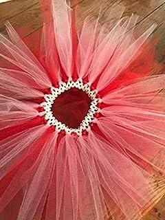 Pink and Red Tutu/Colored Tutu/Many Colors available/Tutu/Valentine Costume/Cake Smash Tutu/Birthday Tutu/Baby Tutu/Infant Tutu/Newborn Tutu/1st Birthday Tutu