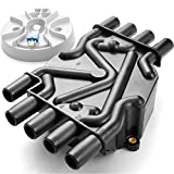 Bravex Distributor Cap and Rotor Kit Brass Terminals For Chevy GMC Vortec V8 5.0L & 5.7L DR474/ DR331 Trucks