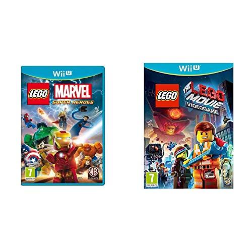 Warner Bros Interactive Spain LEGO: Marvel Super Heroes + La LEGO Pelicula: El Videojuego