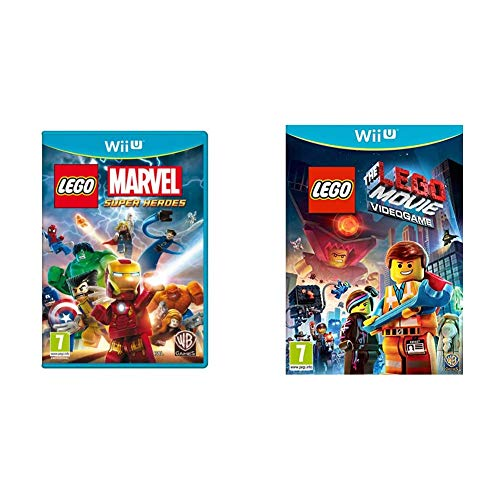 Warner Bros Interactive Spain LEGO: Marvel Super Heroes + La LEGO Pelicula:...