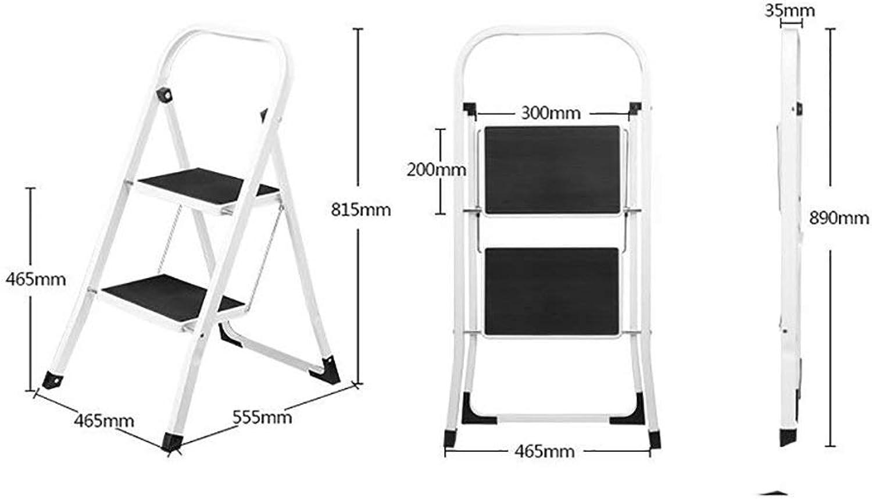 JZX Step Stool, Indoor Non-Slip Folding Seat