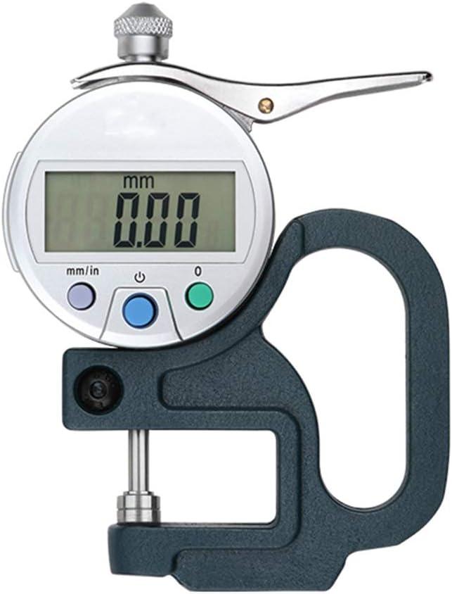 BAOSHISHAN Digital Thickness Gauge Cheap 0-10mm 0-25 Electronic Ranking TOP9 64in