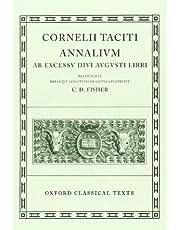 Tacitus Annales (Oxford Classical Texts)