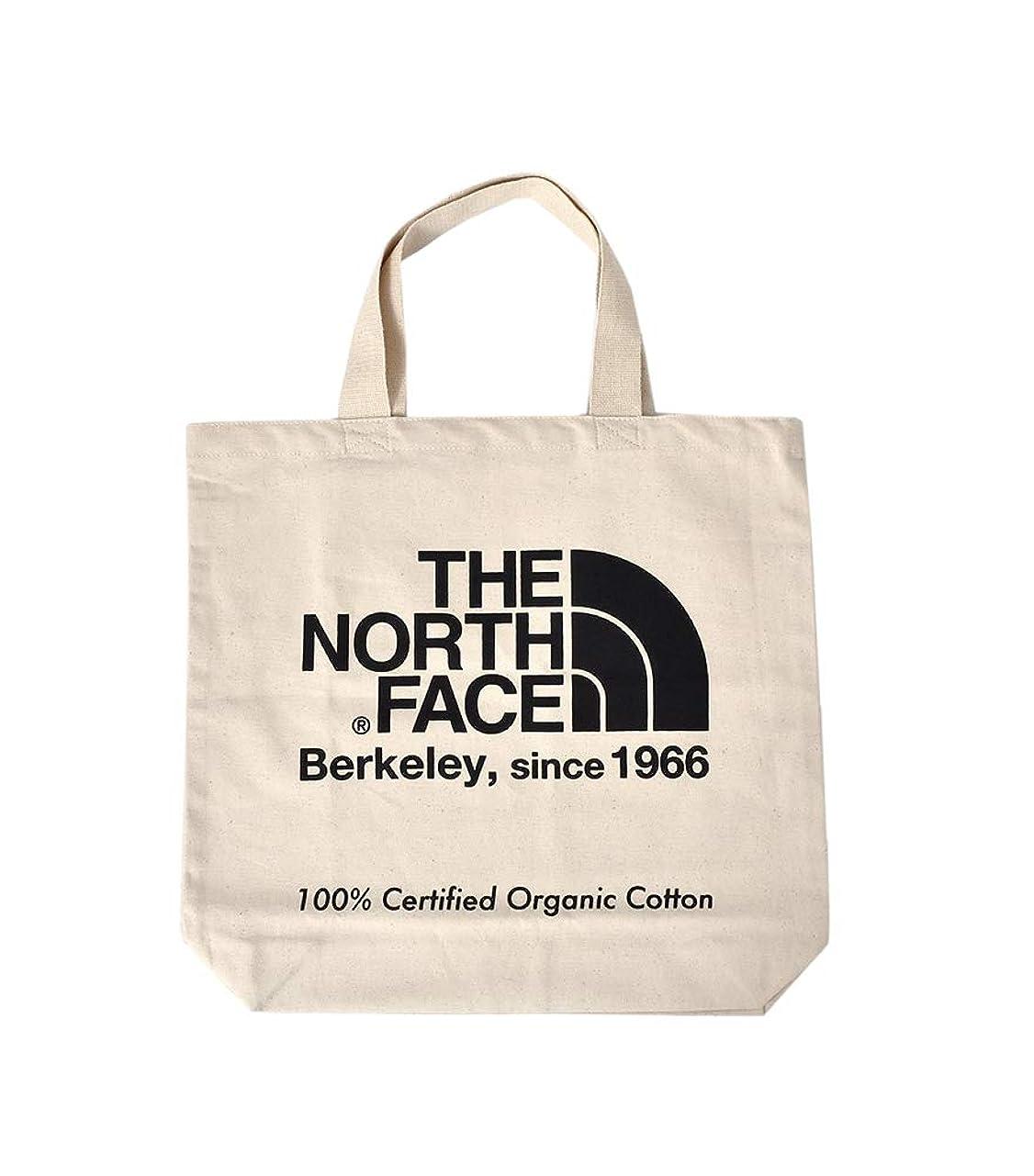 カイウスタックパスタ(ノースフェイス)THE NORTH FACE トートバッグ TNFオーガニックコットントート nm81908