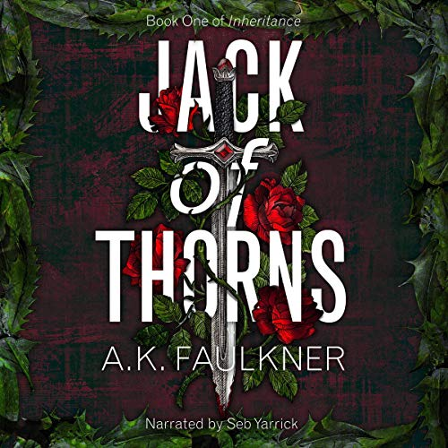 Jack of Thorns  By  cover art