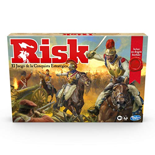 Hasbro Gaming- Risk Dragones (E9402105)