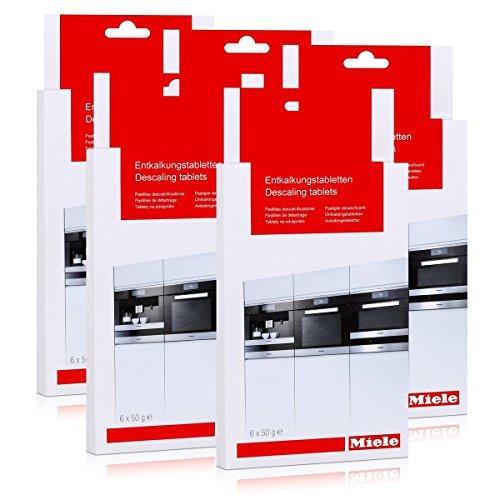 Miele Entkalkungstabletten 30 stk Dampfgarer 5 Packungen