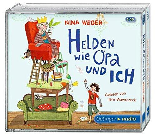Helden wie Opa und ich (3 CD): Autorisierte Lesefassung