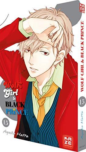 Wolf Girl & Black Prince 15