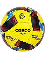 كرة قدم من كوسكو بيرو، مقاس 2 (ألوان متعددة)