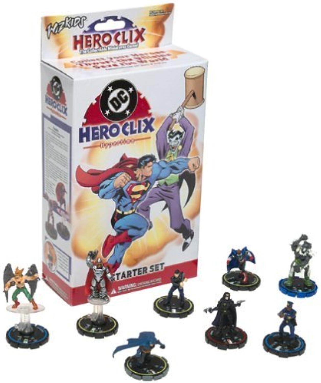 WizKids DC Heroclix Hypertime Starter Set  WZK 4100  4100 by Webkinz