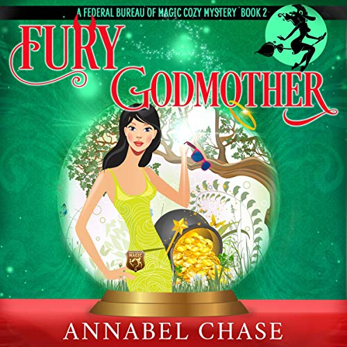 Fury Godmother audiobook cover art