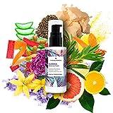 Karma, Crema hidratante facial mujer para piel grasa y mixta NATURAL y BIO . Con vitamina C I Con...