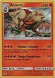 Carte Pokémon SL10: Arcanin 140 PV 22/214 – Holographique Rare
