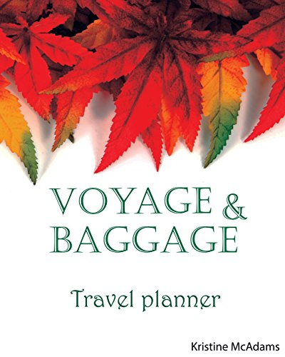 Voyage & Baggage Travel Planner: Plan and organize your...