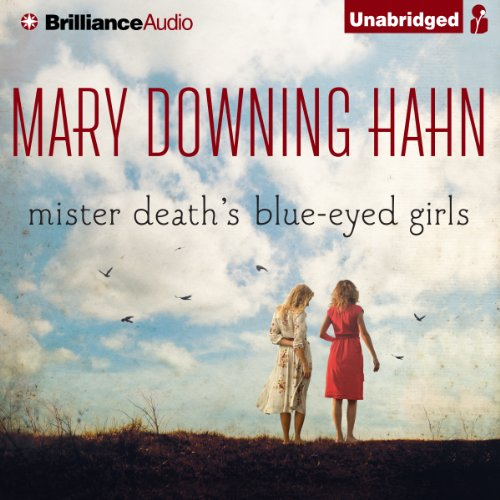 Mister Death's Blue-Eyed Girls audiobook cover art