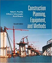 Construction Planning, Equipment, and Methods (McGraw-Hill Series In Civil Engineering)