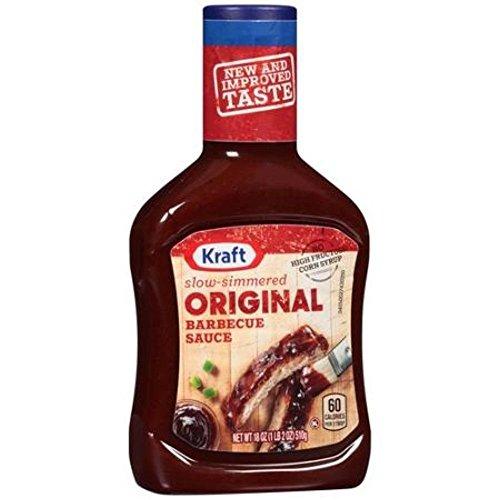 Kraft Original Barbecue Sauce 17.5 oz