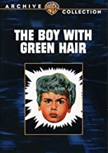 the boy with the green hair dvd