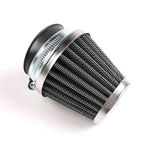 Flyes Filtre à air universel pour moto, Noir , 35 mm