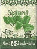 Die Stadtgärtner Spinat-Saatgut ✿ strotzt vor Vitaminen