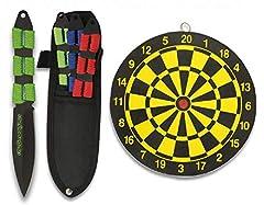 KOSxBO 3X Set mit Zielscheibe